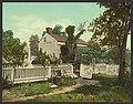 General Meade's headquarters, Gettysburg-LCCN2008679650.jpg