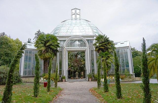 Jardin Botanique De Geneve Park Und Zoo In Genf Schweiz Reisefuhrer