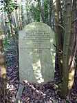 Geoffrey Lional Eliot Royal Flying Corps grave St Pancras and Islington Cemetery.JPG