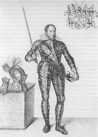 Georg Friedrich, Margrave of Baden-Durlach - George Frederick of Baden