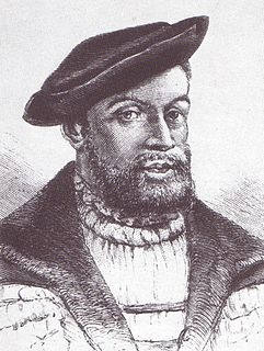 Georg Sabinus German writer and diplomat