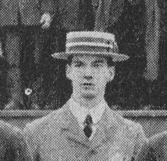 George Challenor - George Challenor in 1906