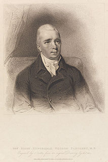 George Ponsonby British politician