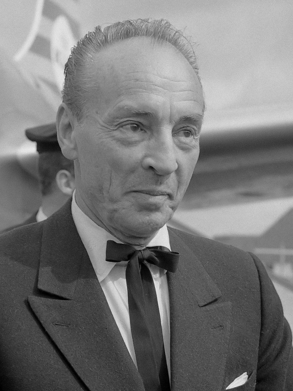 George Balanchine (1965)