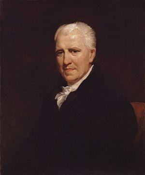 George Crabbe - Portrait of Crabbe by Henry William Pickersgill, circa 1818–19