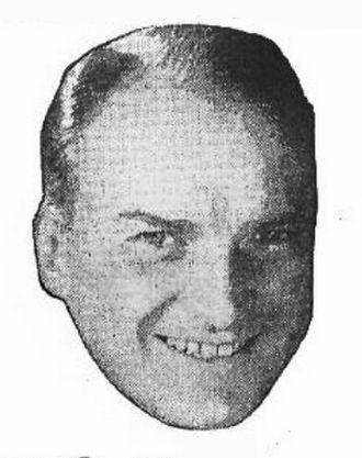 George Hamilton (musician) - George Spike Hamilton, c. 1943