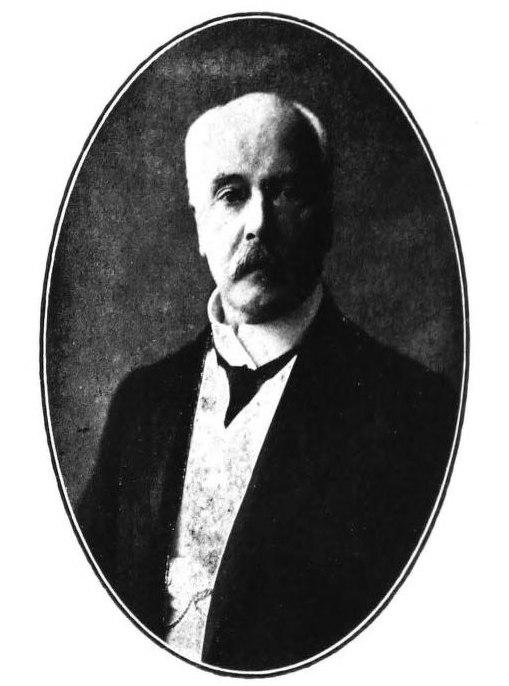 George Sydenham Clarke