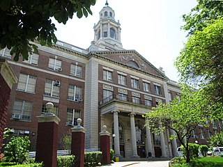 George Washington Educational Campus educational institution in New York City