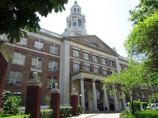 George Washington Educational Campus from north.jpg