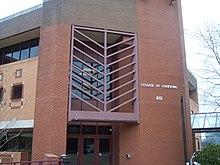 Georgia Institute Of Technology College Of Computing Wikipedia