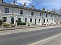 Georgian terraces, Eastgate Street, Winchester 04.jpg