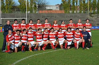 Rugby union in Gibraltar