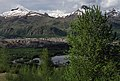 Gifford Pinchot National Forest, Mt St Helens NVM, Hummocks and Toutle River (36361270403).jpg