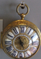 Gilded brass watch, World Museum Liverpool.PNG