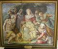 Giovan battista naldini, deposizione con santi.JPG