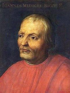 Giovanni di Bicci de Medici Italian banker