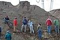 Glacial outwash (Upper Pleistocene, 15-18 ka; St. Louisville gravel pits, Licking County, Ohio, USA) 42 (44295902810).jpg