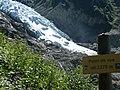 Glacier Mont Blanc, Monte Bianco - panoramio - Qwesy.jpg