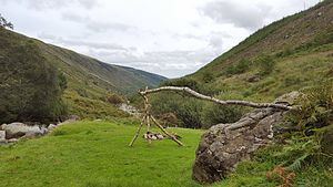 Glenmalure - Glenmalure valley - off the beaten track