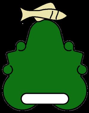 Tarascan state - Image: Glifo Michhuahcān
