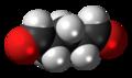 Glutaraldehyde 3D spacefill.png