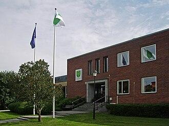 Gnesta Municipality - Gnesta City Hall