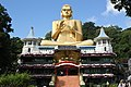 Golden Buddha and Buddhist Museum at Dambulla.jpg