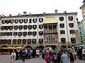 Goldenes Dachl Innsbruck Austria - panoramio (2).jpg