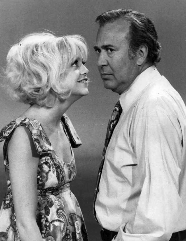 Goldie Hawn Carl Reiner Laugh In 1970