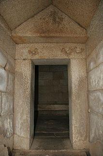 Thracian tomb Golyama Arsenalka