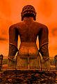 Gomatesvara Statue back 3.JPG