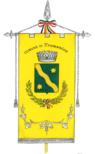 Gonfalone del Comune di Tremenico.png