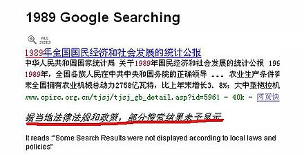 Internet censorship in China - Wikiwand