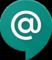 Google Hangouts Chat icon (2017-2020).png