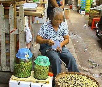 Gooseberry - Gooseberries for sale in Hainan, China