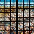 Gouda, Glas 25, Die Befreiung von Leiden, Detail.jpg