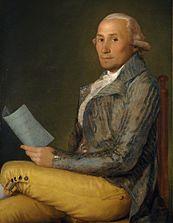 Portrait of Sebastián Martínez y Pérez