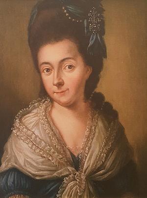 Princess Casimire of Anhalt-Dessau