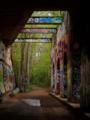 Graffiti tunnel park schoeneberger suedgelaende innen.png