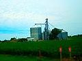Grain Bins Near Monticello - panoramio.jpg