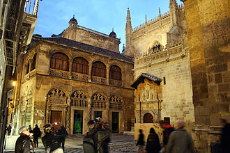 Royal Chapel of Granada - Panoramic.