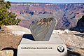 Grand Canyon Trail of Time - Folded Vishnu basement rock.jpg