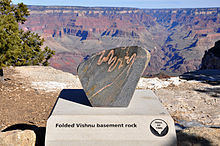 Geology Of The Grand Canyon Area Wikipedia