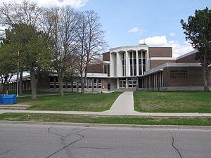 Grand River Collegiate Institute - Image: Grand River CI Kitchener