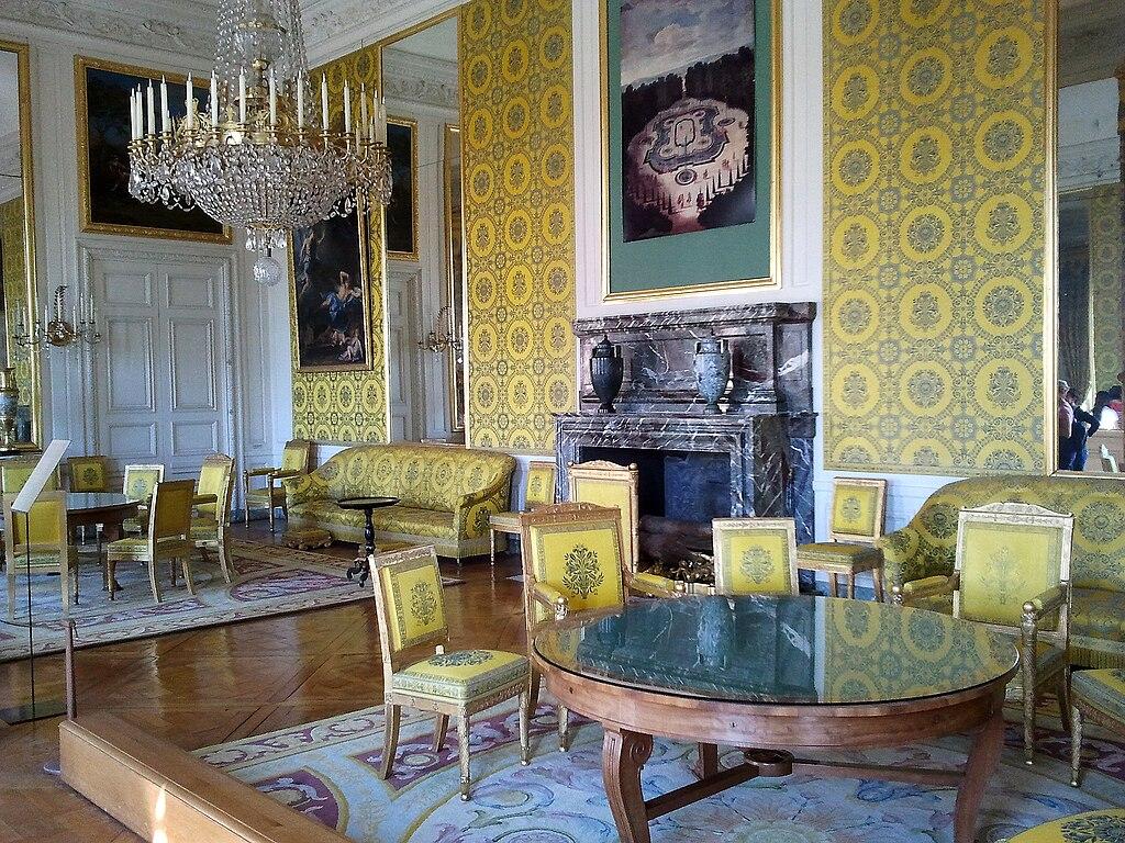 File grand trianon salon de famille de louis for Salon de marie