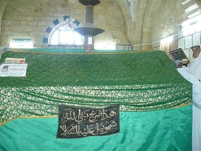 Grave Samuel Nabi