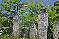 Gravestones at the Eyüp cemetery, Istanbul, Turkey 001.jpg