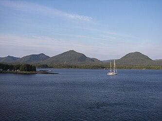Gravina Island from Ketchikan, Alaska 2.jpg