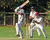 Great Canfield CC v Hatfield Heath CC at Great Canfield, Essex, England 51.jpg