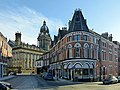 Great George Street and Leeds Town Hall (geograph 5628881).jpg